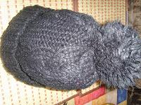 Отдается в дар шапка вязаная синтетика