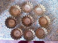 Отдается в дар 11 формочек для кексов, корзинок…