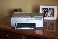 Отдается в дар Цветной принтер HP
