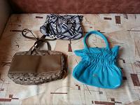 Отдается в дар Три сумки (осталась коричневая)
