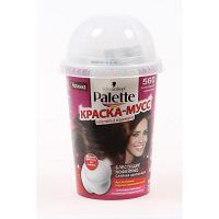 Отдается в дар Краска-мусс для волос Palette Mousse Color 560