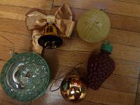 Отдается в дар Елочные новогодние игрушки