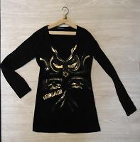 Отдается в дар Туника с совой и надписью Versace