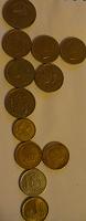 Отдается в дар Монетки Испании