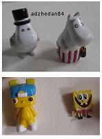 Отдается в дар Мелкие игрушки детям