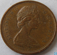 Отдается в дар Монетка в коллекцию