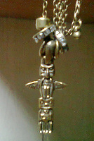Отдается в дар Тотем «Индейский идол»