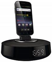 Отдается в дар Док-станция с Bluetooth динамиком для Android устройств