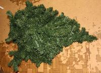 Отдается в дар Искусственная елка