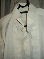Отдается в дар сорочка мужская белая 41
