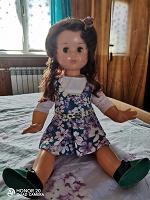 Отдается в дар Кукла Марина СССР