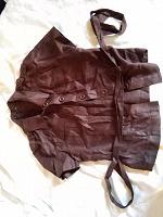 Отдается в дар Типо пиджак с коротким рукавом