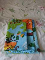 Отдается в дар Комплект детского постельного белья