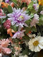 Отдается в дар Искусственные цветы