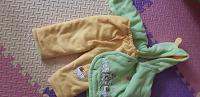 Отдается в дар Тёплая одежда малышу