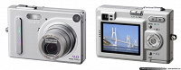 Отдается в дар Фотоаппарат Casio EXILIM EX-Z4