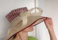 Отдается в дар Соломенная шляпка