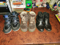 Отдается в дар Обувь детская весенняя 30 размер