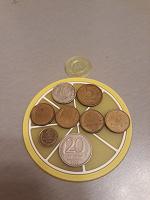 Отдается в дар Монетки и жетон