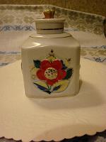 Отдается в дар Чайница фарфоровая СССР