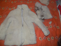 Отдается в дар Зимняя одежда на малышку