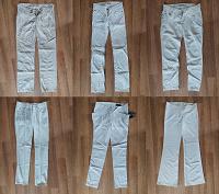 Отдается в дар Белые джинсы и брюки