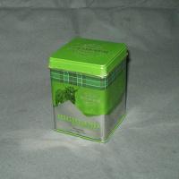 Отдается в дар Коробка из-под чая Highland