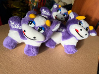 Мягкая игрушка коровка Milka Милка корова