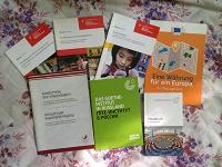 Отдается в дар Информативные брошюры на немецком языке