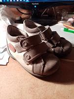 Отдается в дар Ботинки для малышей
