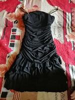 Отдается в дар Платье черное