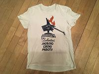 Отдается в дар Мужская футболка 44-46