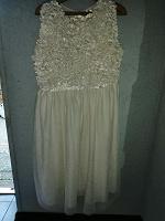 Отдается в дар Платье белое 48 размера
