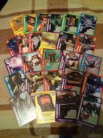 Отдается в дар Игровые карточки «Трансформеры»