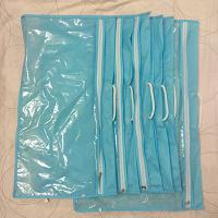 Отдается в дар Упаковочные пакеты от постельных принадлежностей