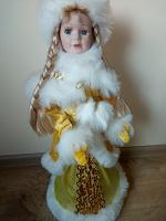 Отдается в дар Кукла, снегурочка...?