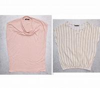 Отдается в дар Кофточки — футболочки 46 размер