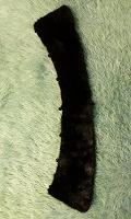 Отдается в дар Воротник от мужской куртки (натуральный мех)