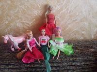 Отдается в дар куколки…