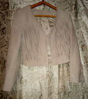 Отдается в дар Куртка-жакет женская.