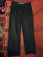 Отдается в дар Вельветовые брюки 50