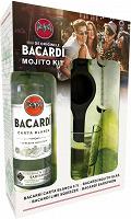 Отдается в дар Фирменный брендированный бокал Бакарди (Bacardi)