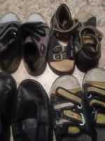 Отдается в дар Обувь 28-29 для садика