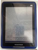 Отдается в дар Электронная книга PocketBook IQ, старая почти 10 лет, но вполне себе функционирует.