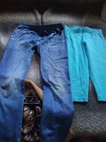 Отдается в дар Штанишки под джинсы на рост 110 см и бриджи на 116 см