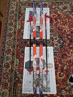 Отдается в дар Детские лыжи.
