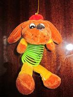 Отдается в дар Мягкая игрушка-сувенир собачка