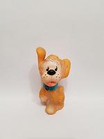 Отдается в дар Игрушка СССР собака резиновая