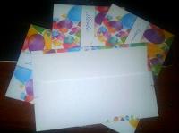 Отдается в дар 4 маленьких конверта