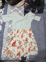 Отдается в дар Женское платье